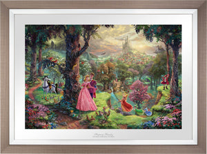 Sleeping Beauty - Limited Edition Paper (SN - Standard Numbered) - ArtOfEntertainment.com