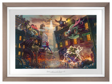 Load image into Gallery viewer, Spider-Man vs. the Sinister Six - Limited Edition Paper (SN - Standard Numbered) - ArtOfEntertainment.com