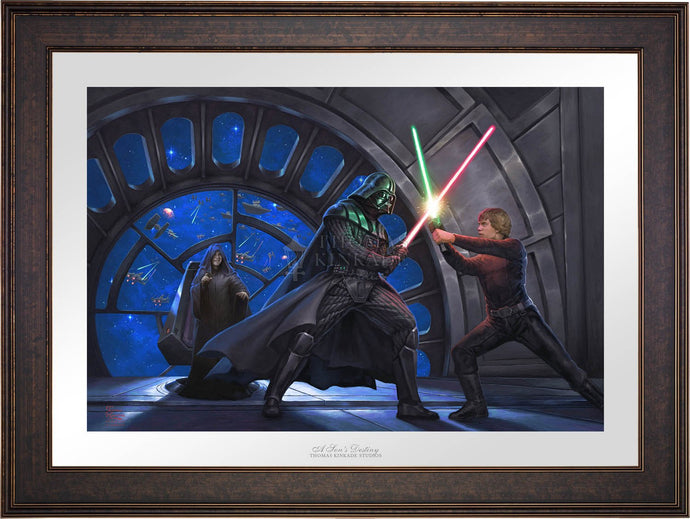 A Son's Destiny - Limited Edition Paper (SN - Standard Numbered) - ArtOfEntertainment.com