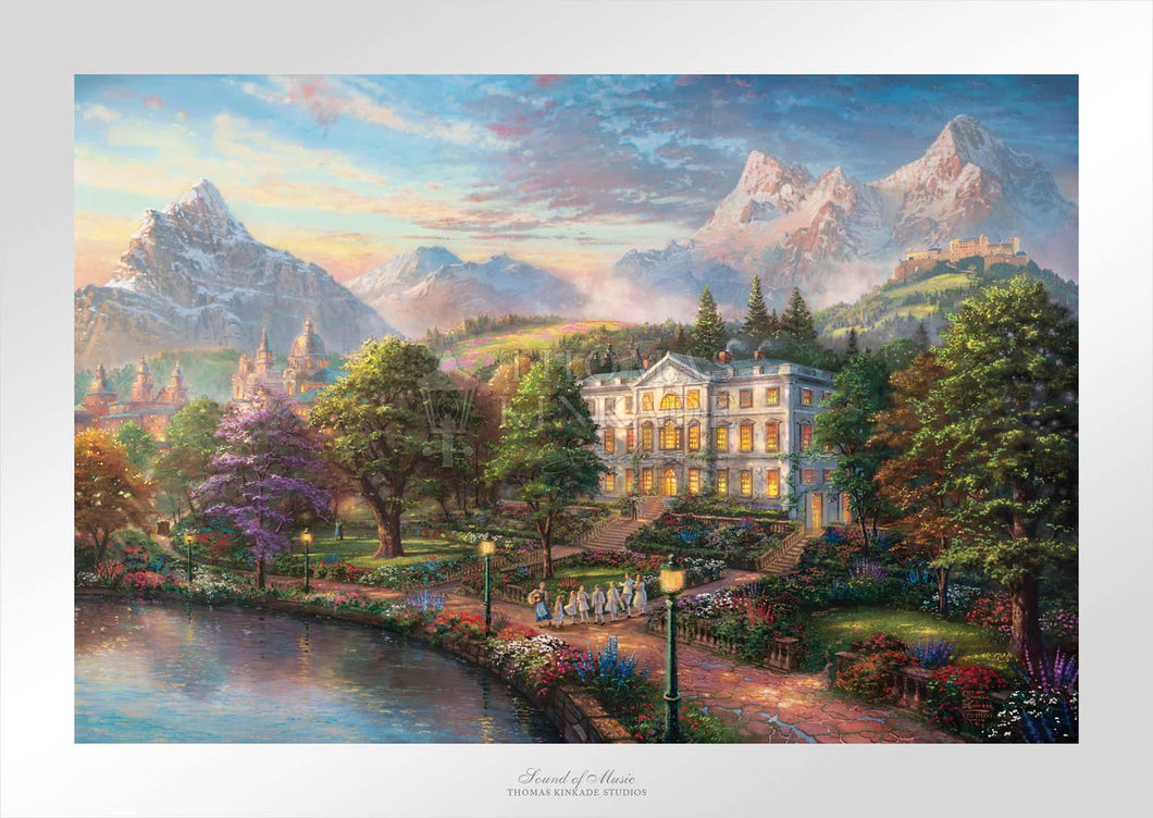 Sound of Music - Limited Edition Paper - SN - (Unframed)