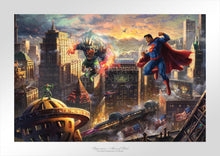 Load image into Gallery viewer, Superman - Man of Steel - Limited Edition Paper - SN - (Unframed)