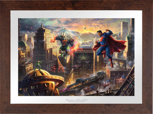 Superman - Man of Steel - Limited Edition Paper (SN - Standard Numbered) - ArtOfEntertainment.com