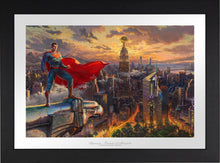 Load image into Gallery viewer, Superman - Protector of Metropolis - Limited Edition Paper (SN - Standard Numbered) - ArtOfEntertainment.com