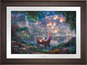 Tangled - Limited Edition Paper (SN - Standard Numbered) - ArtOfEntertainment.com