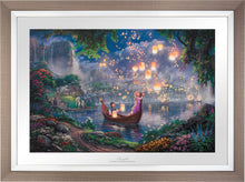Load image into Gallery viewer, Tangled - Limited Edition Paper (SN - Standard Numbered) - ArtOfEntertainment.com