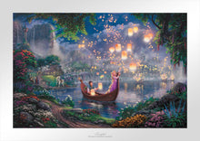 Load image into Gallery viewer, Tangled - Limited Edition Paper - SN - (Unframed)