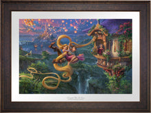 Load image into Gallery viewer, Tangled Up in Love - Limited Edition Paper (SN - Standard Numbered) - ArtOfEntertainment.com