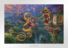 Load image into Gallery viewer, Tangled Up In Love - Limited Edition Paper - SN - (Unframed)