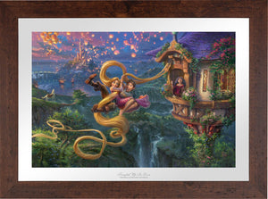 Tangled Up in Love - Limited Edition Paper (SN - Standard Numbered) - ArtOfEntertainment.com