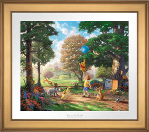 Winnie The Pooh II - Limited Edition Paper (SN - Standard Numbered) - ArtOfEntertainment.com