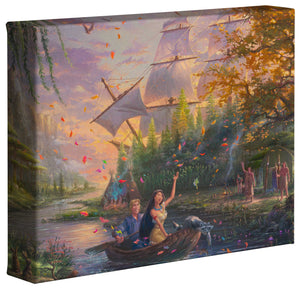 Pocahontas - Gallery Wrapped Canvas