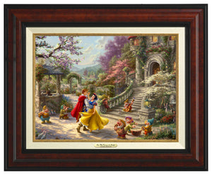 Snow White Dancing in the Sunlight - Canvas Classics - ArtOfEntertainment.com