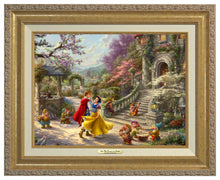Load image into Gallery viewer, Snow White Dancing in the Sunlight - Canvas Classics - ArtOfEntertainment.com