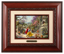 Load image into Gallery viewer, Snow White Dancing in the Sunlight - Brushworks - ArtOfEntertainment.com