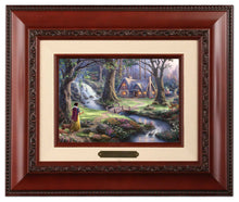 Load image into Gallery viewer, Snow White Discovers the Cottage - Brushworks - ArtOfEntertainment.com