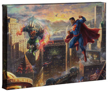 Load image into Gallery viewer, Superman: Man Of Steel - Gallery Wrapped Canvas - ArtOfEntertainment.com