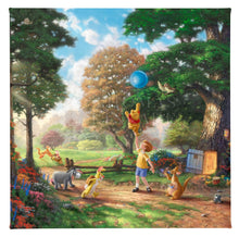 Load image into Gallery viewer, Gallery Wrapped Canvas Winnie the Pooh II