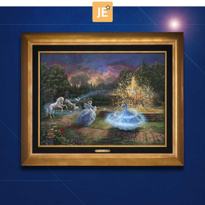 Wishes Granted - Limited Edition Canvas (JE - Jewel Edition) - ArtOfEntertainment.com