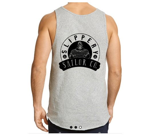 SLIPPERY SAILOR MUSCLE (GREY)