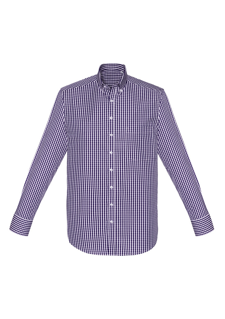 Mens Springfield Long Sleeve Shirt - Fox Promotions