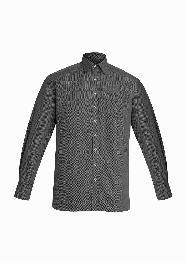 Mens Oscar Long Sleeve Shirt - Fox Promotions