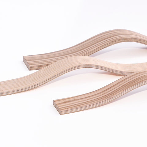 Ash modern furniture handles
