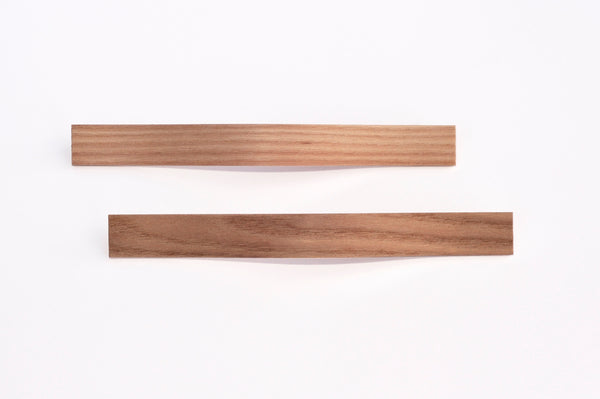 Wooden furniture handles in Elm