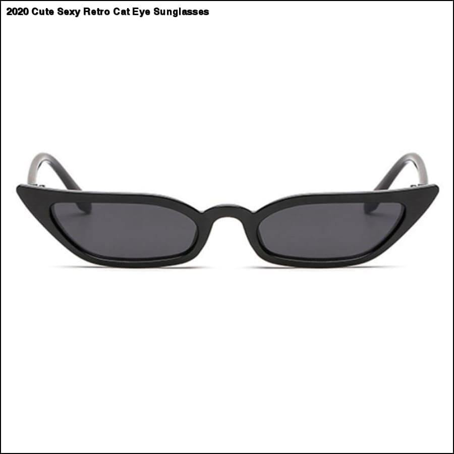 Rxcostore - 2020 Cute Sexy Retro Cat Eye Sunglasses - $15 On