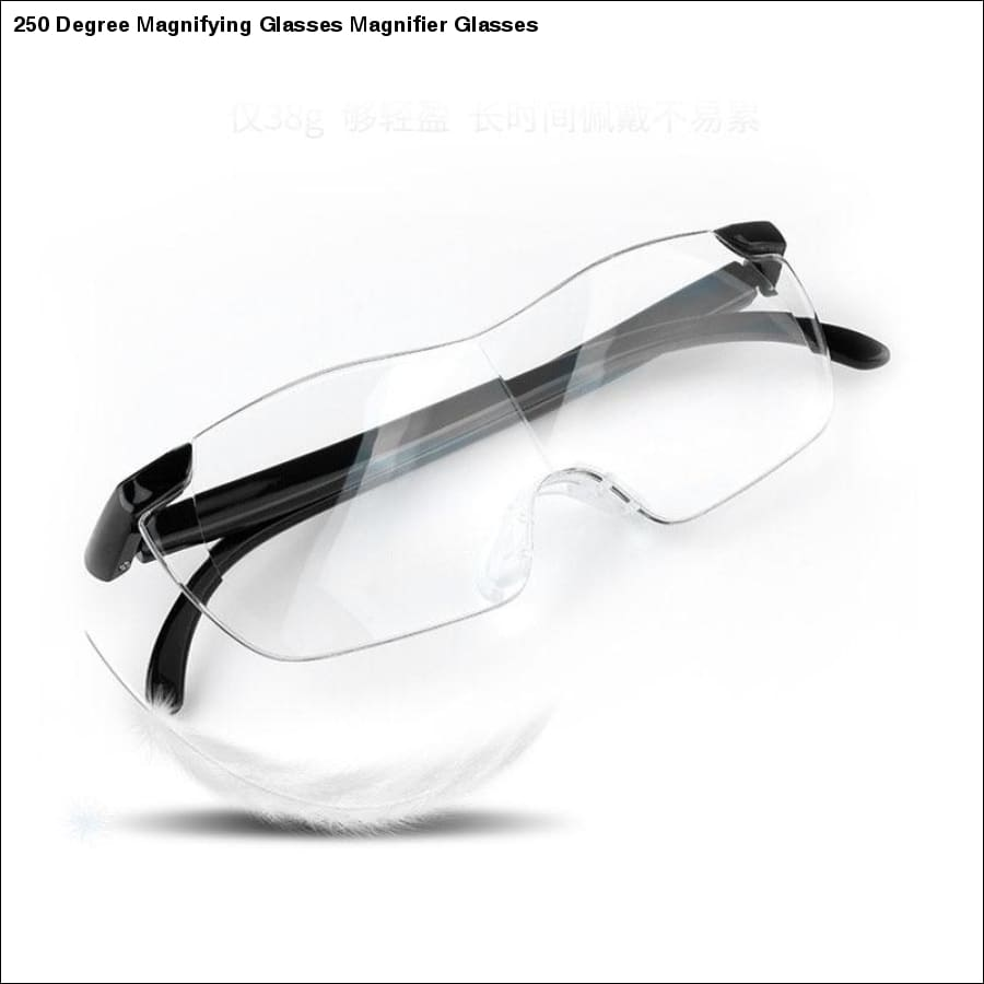 Rxcostore - 250 Degree Magnifying Glasses Magnifier - $15 On