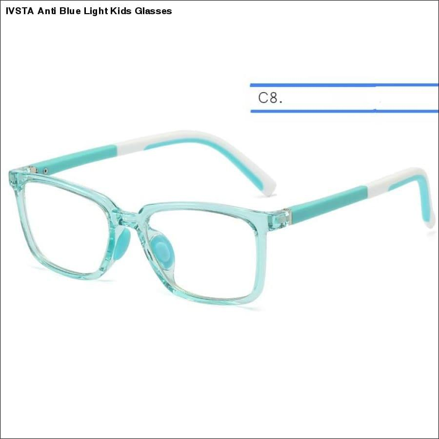 Rxcostore - Ivsta Anti Blue Light Kids Glasses rxcostore.com