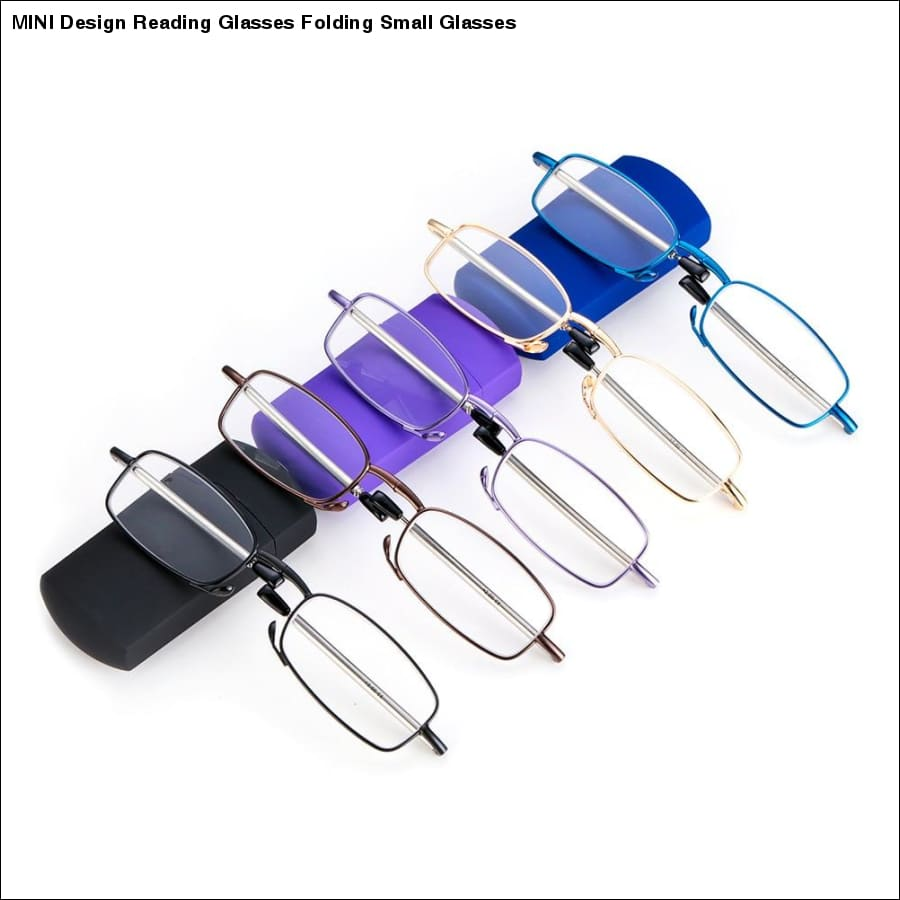 Rxcostore - Mini Design Reading Glasses Folding Small - MINI