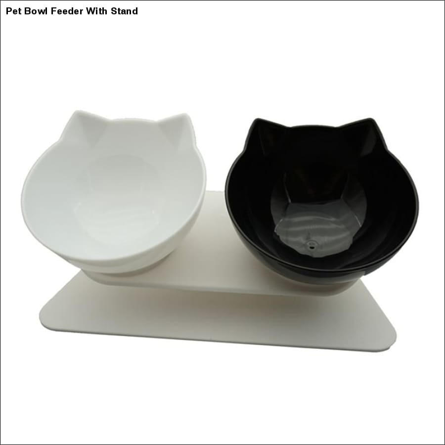 Rxcostore - Pet Bowl Feeder with Stand rxcostore.com - With