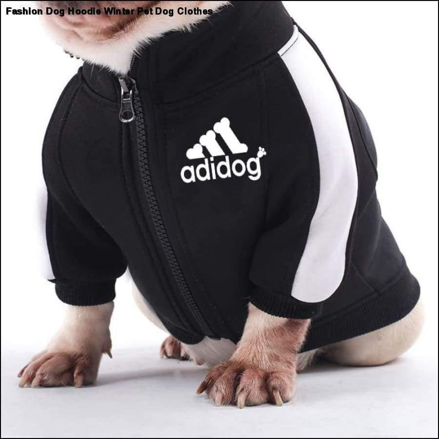 Rxcostore - Fashion Dog Hoodie Winter Pet Clothes - $18 On