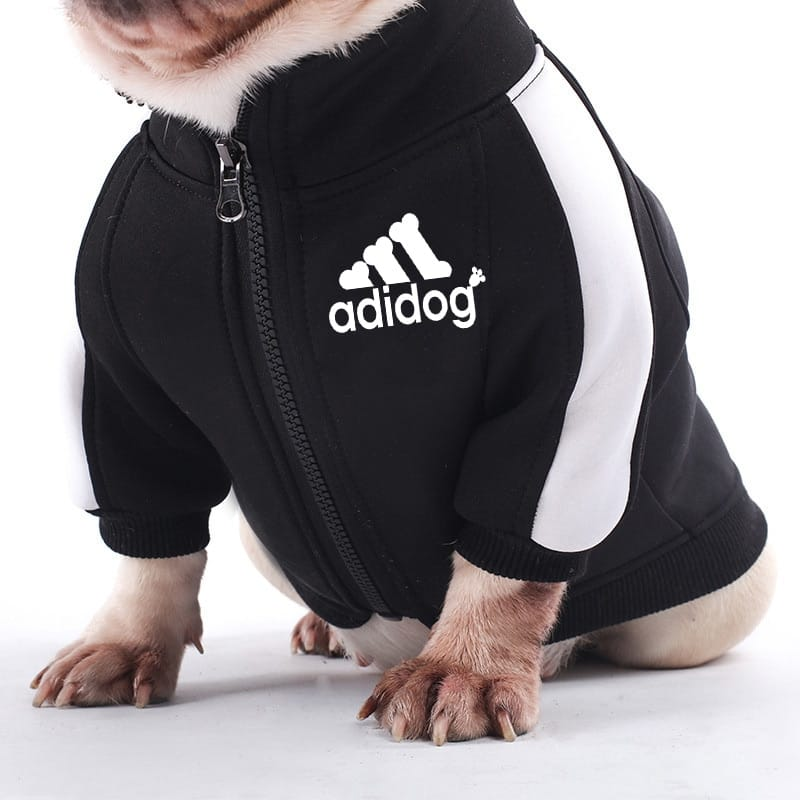 Fashion Dog Hoodie Winter Pet Clothes