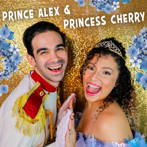 Prince Alex & Princess Cherry