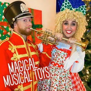 Magical Musical Toys
