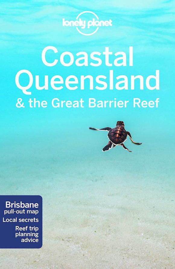lonely planet coastal queensland book