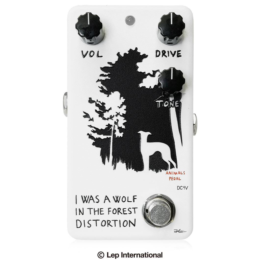 Animals Pedal I Was A Wolf In The Forest Distortion