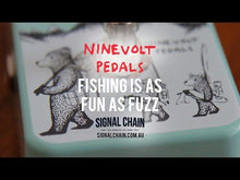 Load and play video in Gallery viewer, Animals Pedal FISHING IS AS FUN AS FUZZ