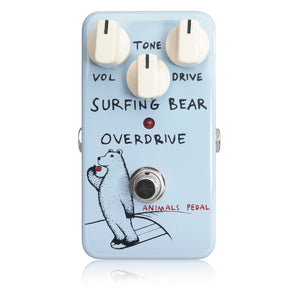 Animals Pedal Surfing Bear Overdrive