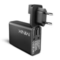 Minix|Neo P2 100W GaN Fast Charger 4 Ports with EU/AU/UK Plug 充電器|香港行貨
