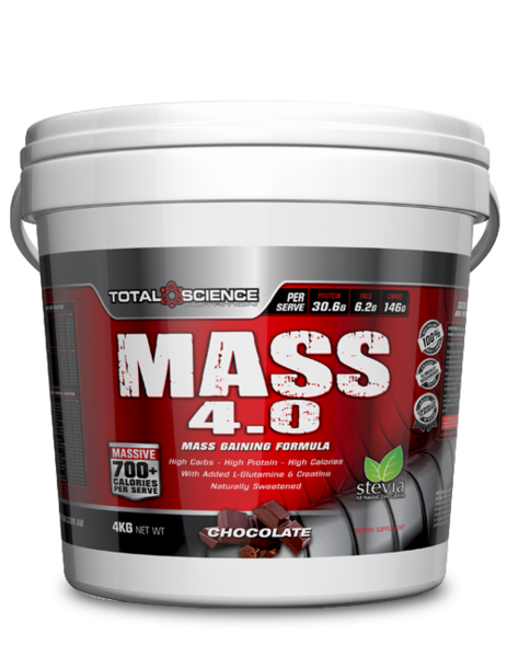 TOTAL SCIENCE MASS GAINER (4KG)