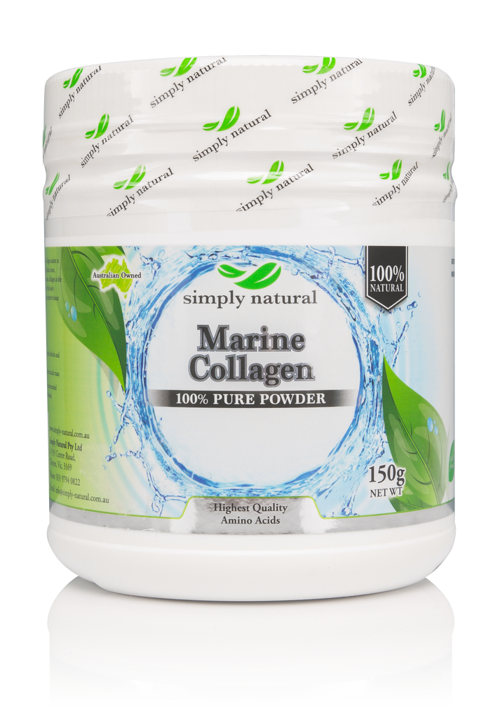 Marine Collagen 150g By Simply Natural Nutrition