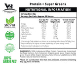 Farmers choice nutrition Protein Concentrate + Super Greens 1kg