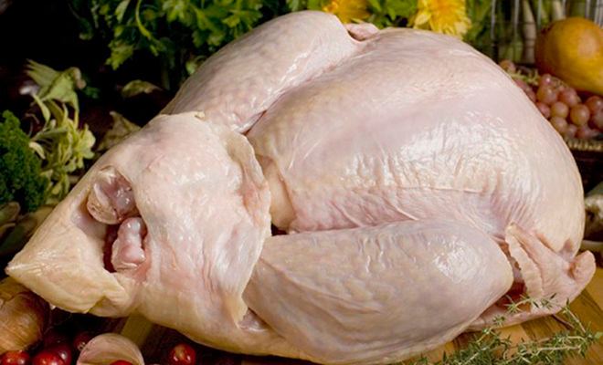 Amish Heirloom Turkey (Uncooked)(Price is Deposit only) $7.49/LB APPROX 12-14# BIRD