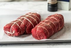 Beef Tenderloin cleaned & tied (Uncooked) **Price is deposit only** $34.99/LB APPROX 5LB CUT
