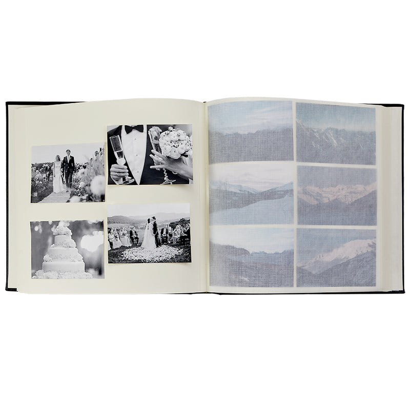 Large Bound Album