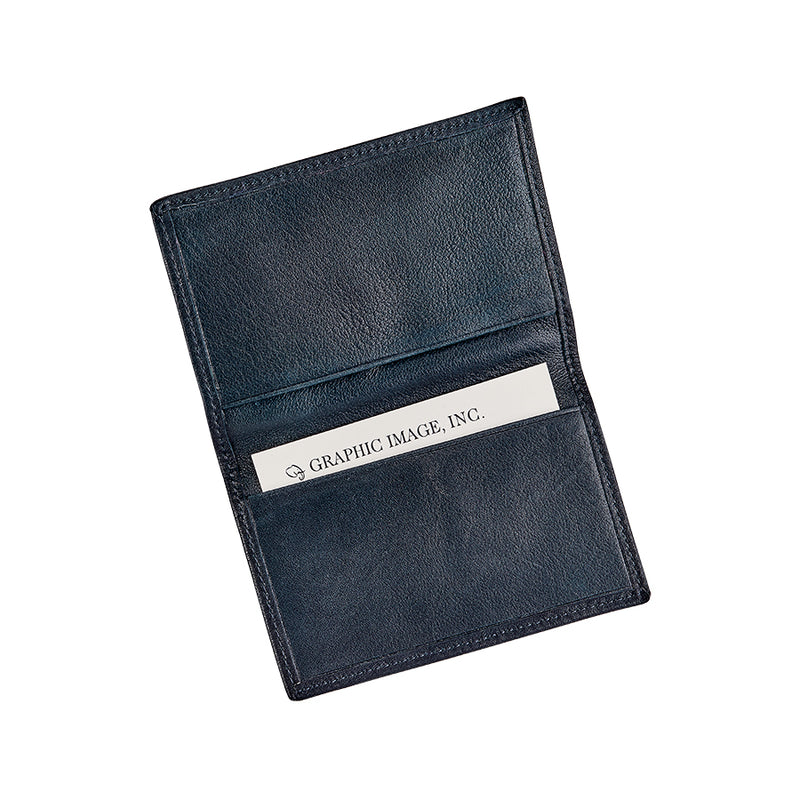 Fold-Over Business Card Case