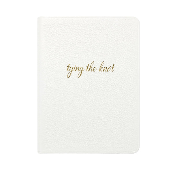 """Tying the Knot"" Journal"