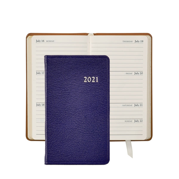 "2021 5"" Pocket Datebook"